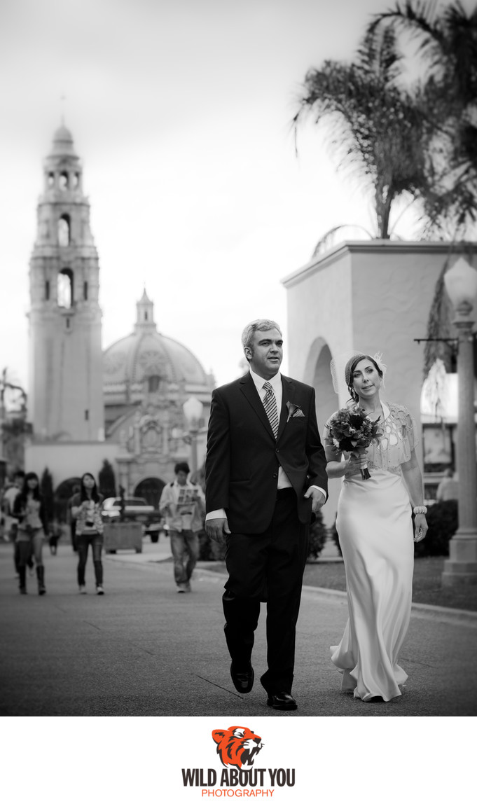 balboa park wedding photographer