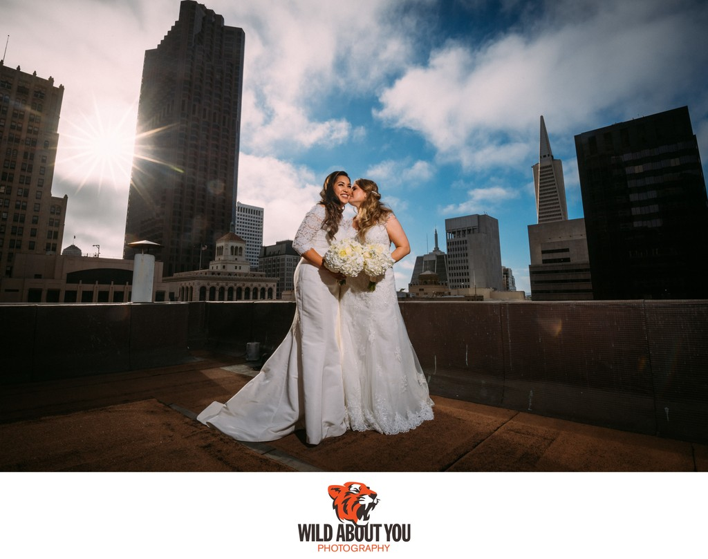 LGBTQ wedding photographer San Francisco
