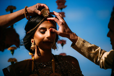 Berkeley Indian Wedding Photographers