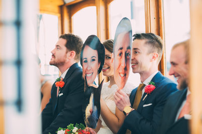 sf cable car wedding photographer