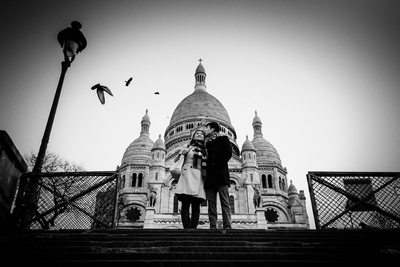 best paris engagement photography