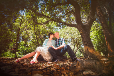 fun berkeley engagement photography