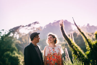 dreamy san francisco engagement photography