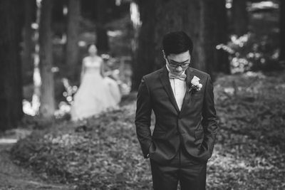 Wedding Photographer Berkeley Botanical Garden