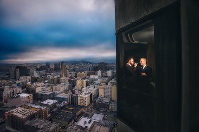 San Francisco LGBTQ wedding photographer