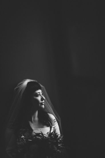 Cinematic East Bay wedding photographer