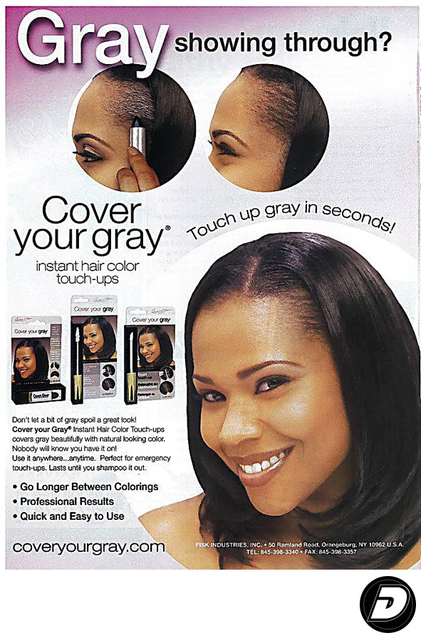Cover Your Gray Advertising Photographer