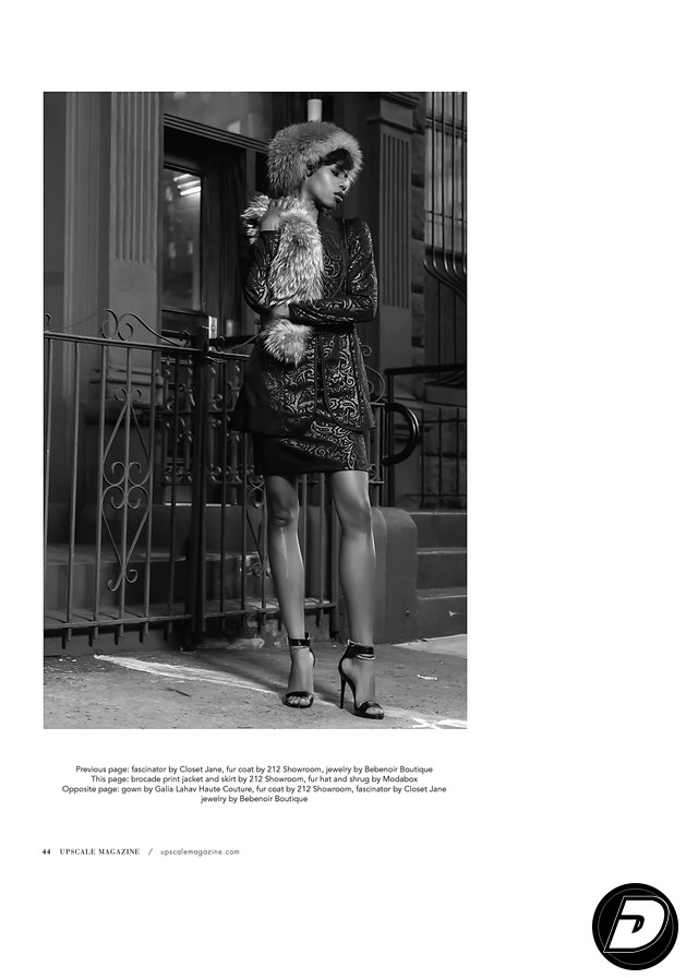 Upscale Magazine Page 44 Photographer
