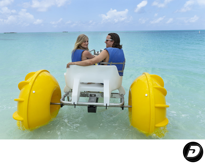 Resort World Bimini Big Yellow Wheels Photo