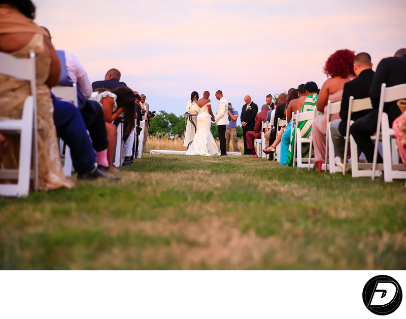 Baiting Hollow Farm Vineyard New York Wedding Photographer