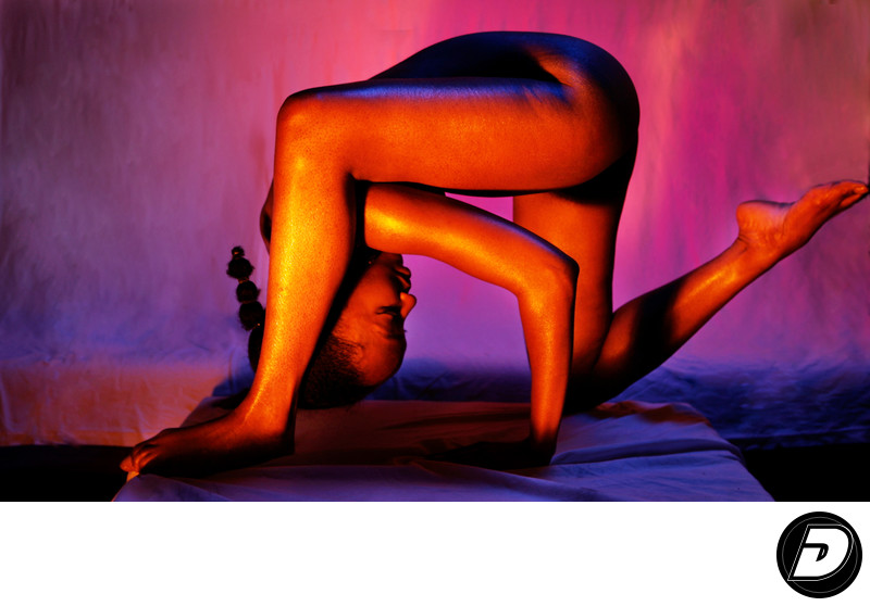 New York Nude Yoga Photographer