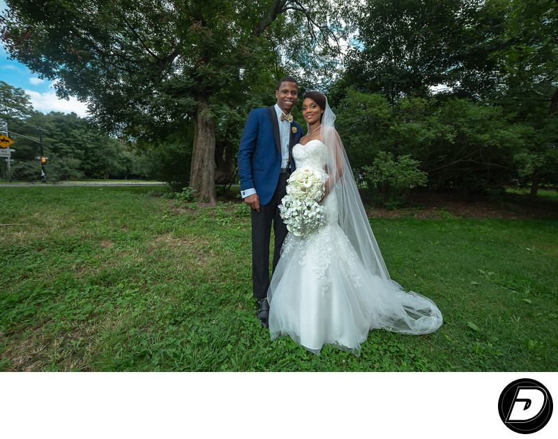 Best Prospect Park Wedding Photographer.
