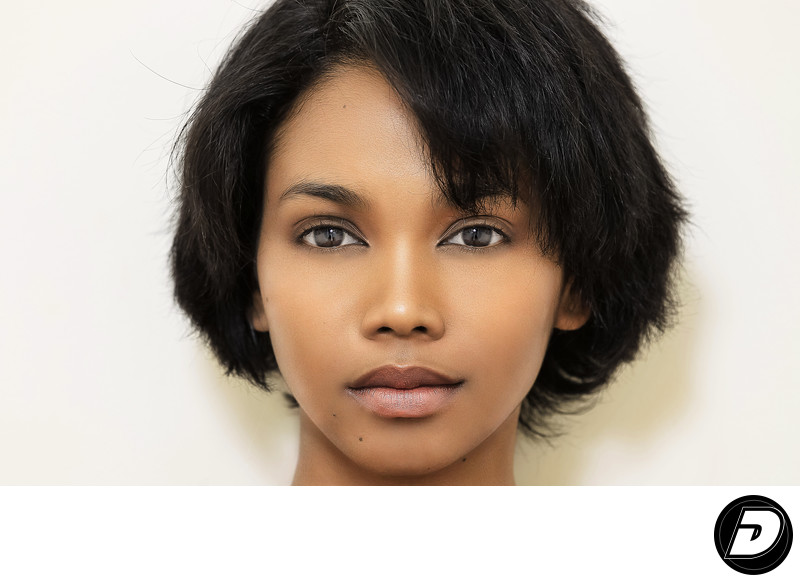 Guyanese Indian Woman Face Photo