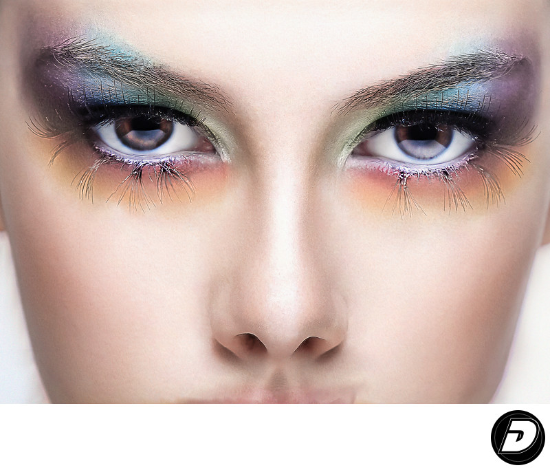 New York Eyes MakeUp Beauty Photographer