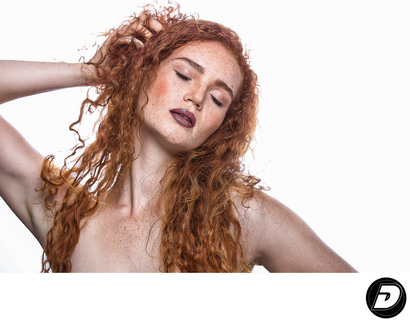 New York Red Headed Beauty Photographer