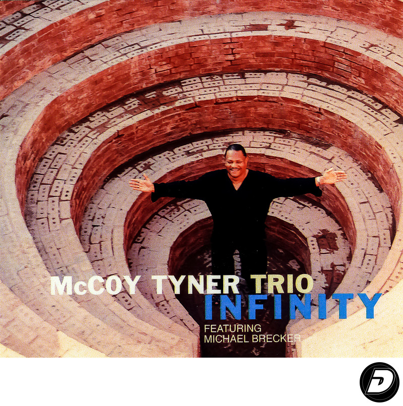 McCoy Tyner Infinity CD Photographer