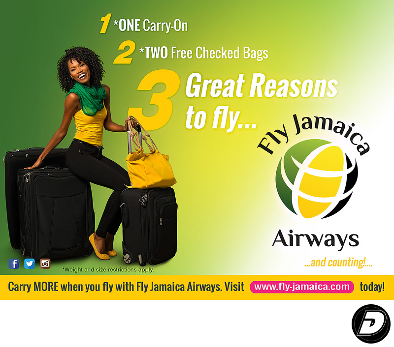 Fly Jamaica Airways Photographer