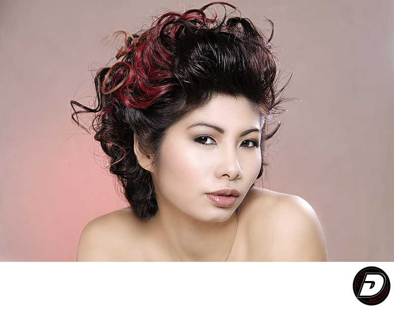 Asian Woman New York Beauty Photographer