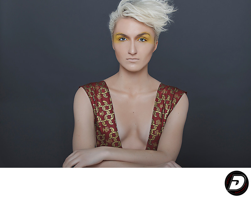 New York Beauty  Photographer-Yellow Eyes