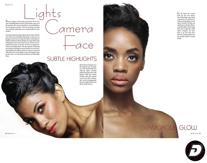 Profiles98 Magazine, Lights, Camera, Faces photographer