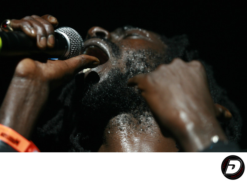 Buju Banton Photographer