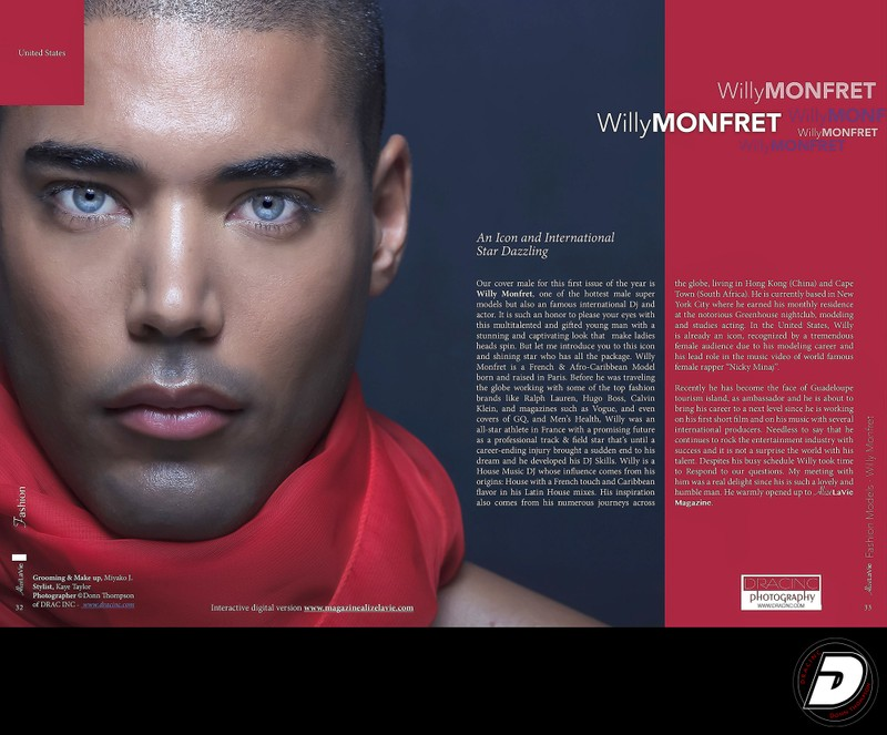DJ Willy Monfret Alize La Vie Page 32