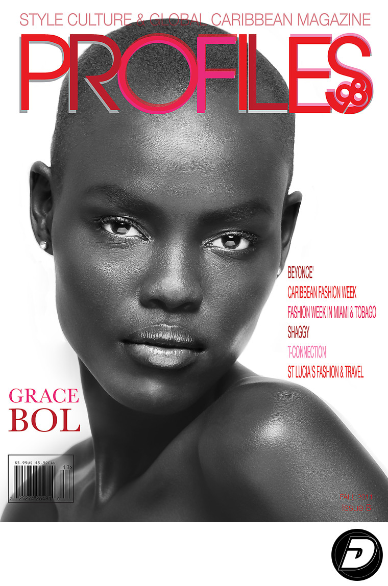 Grace Bol Profiles98 Cover