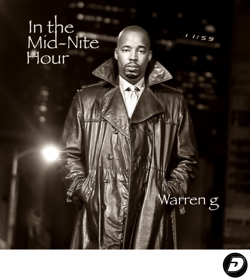 Warren G In the Midnight Hour CD Cover