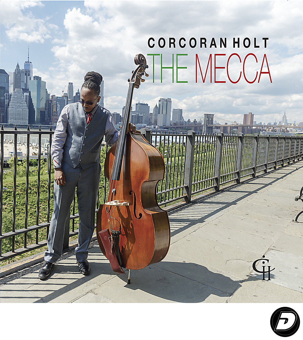 Corcoran Holt The Mecca CD Cover