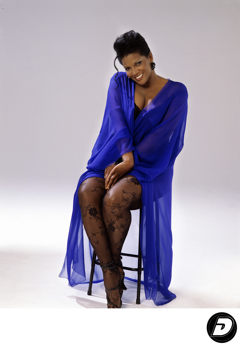 Anna Maria Horsford Magazine Photo