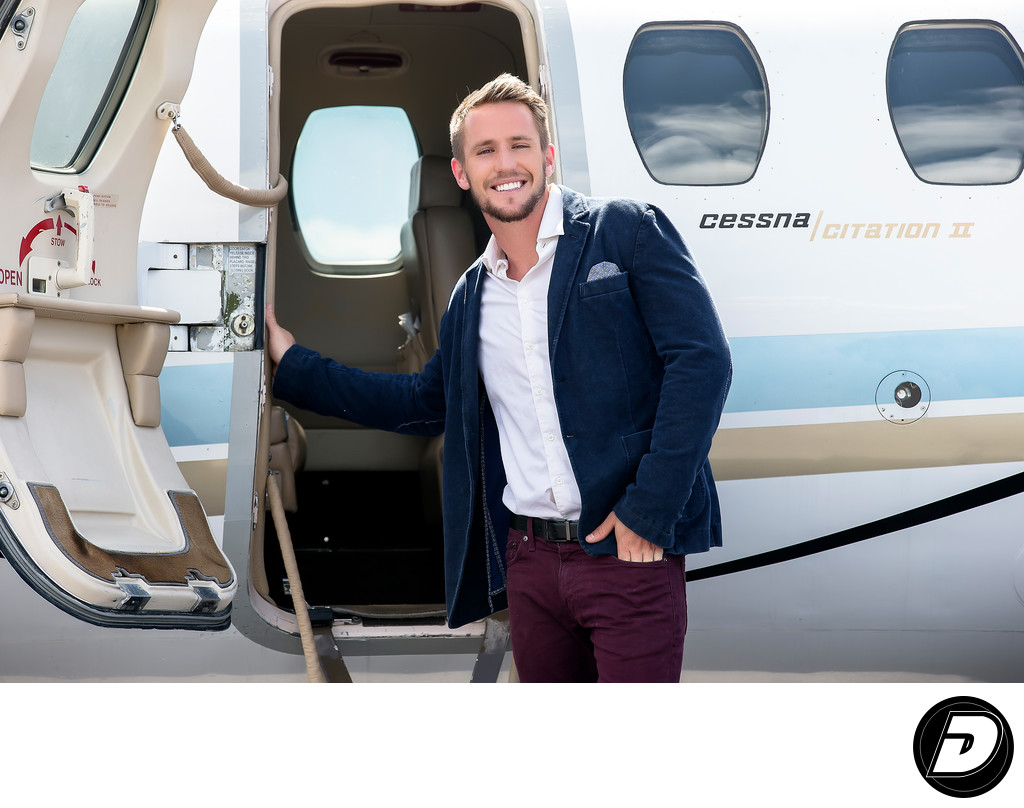 Better in The Bahamas Private Flite Adverting Photo