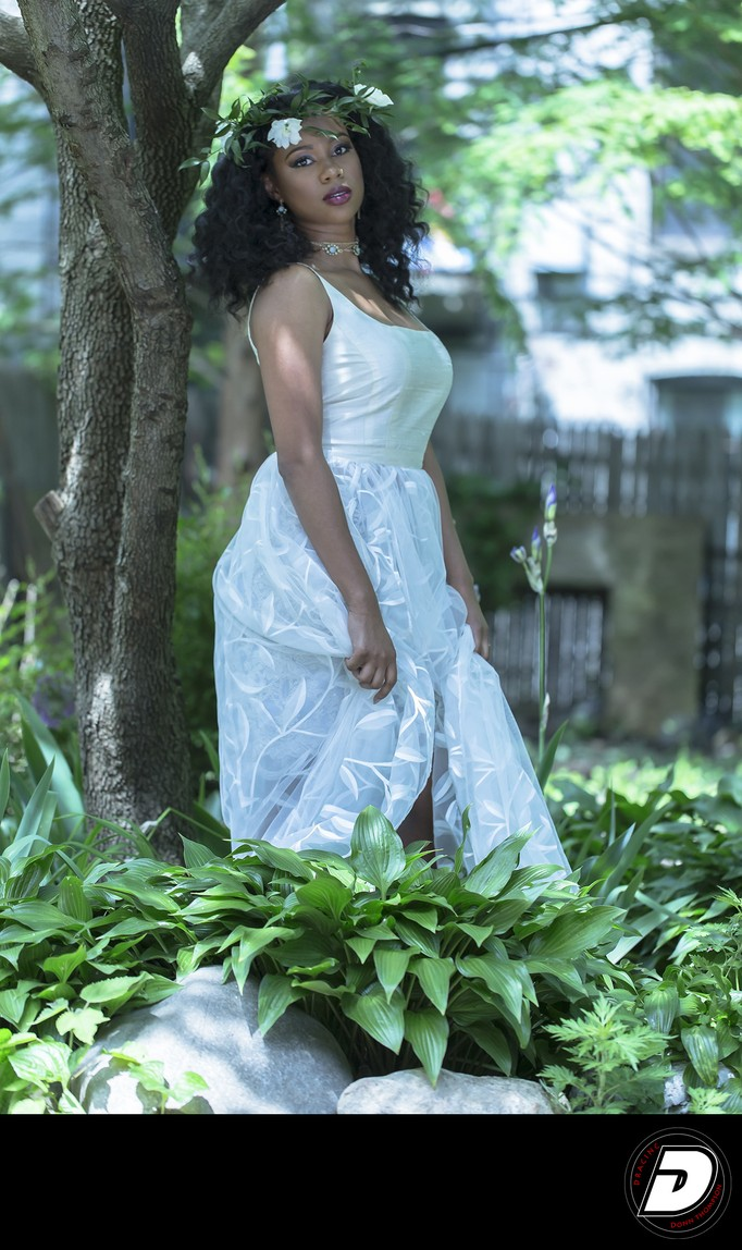 Dream Plan-It Events Bridal Model Wedding