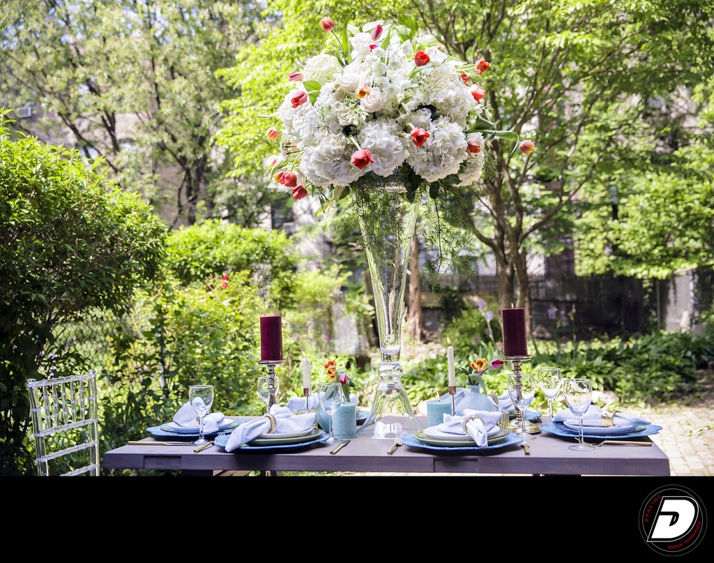 Dream Plan-It Events Bridal Floral Wedding