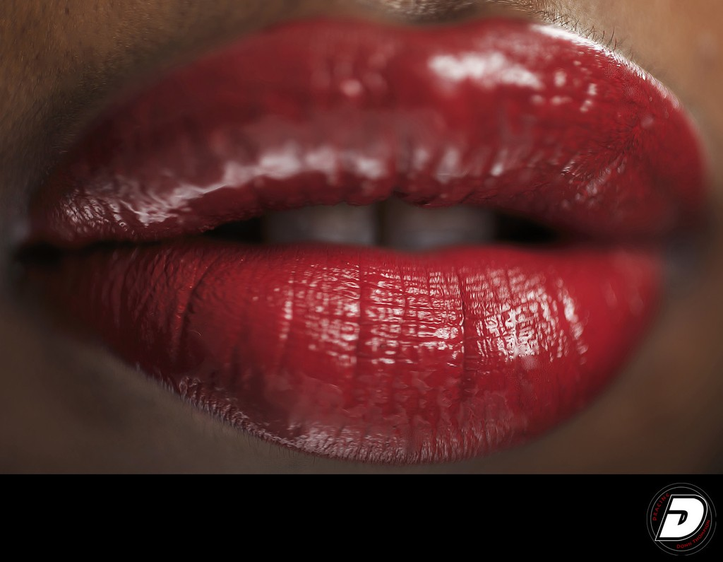 New York Beauty Photo - MAC Lipstick Dark Skin Ruby Woo