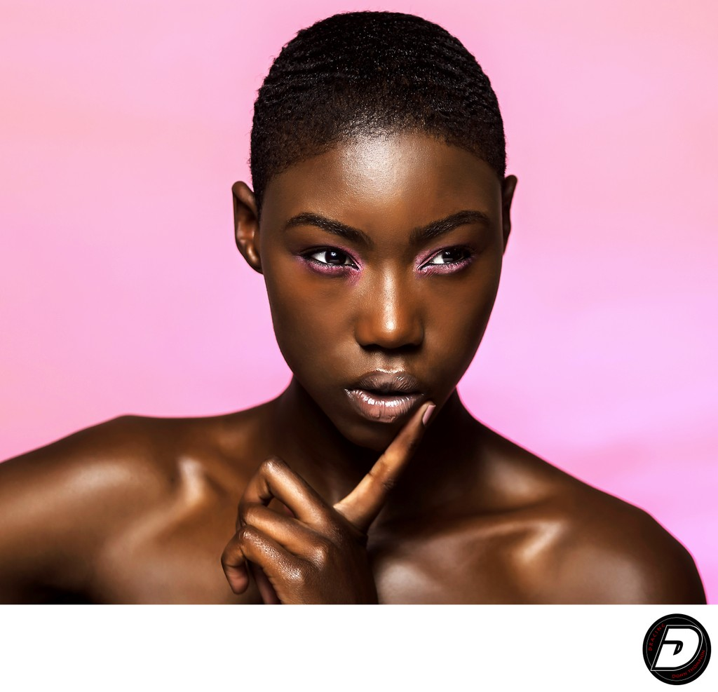 Natural Beautiful Black Skin Beauty Photographer