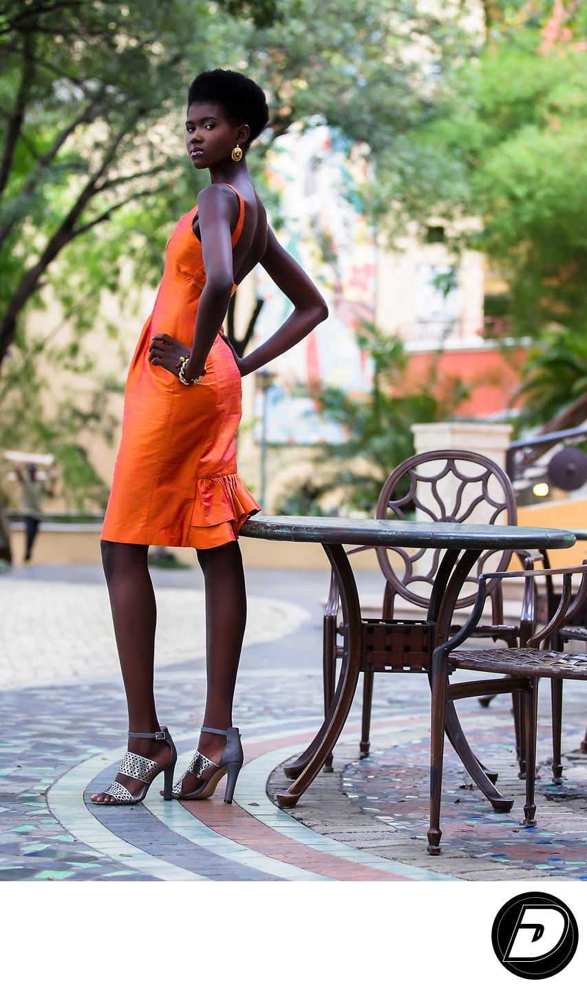 New York Fashion Photographer in Haiti