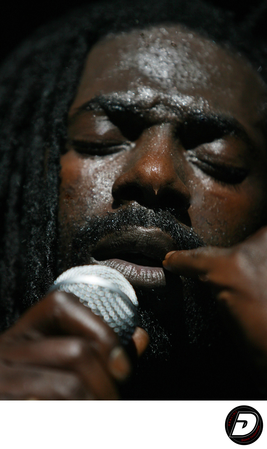 Buju Banton New York Photographer