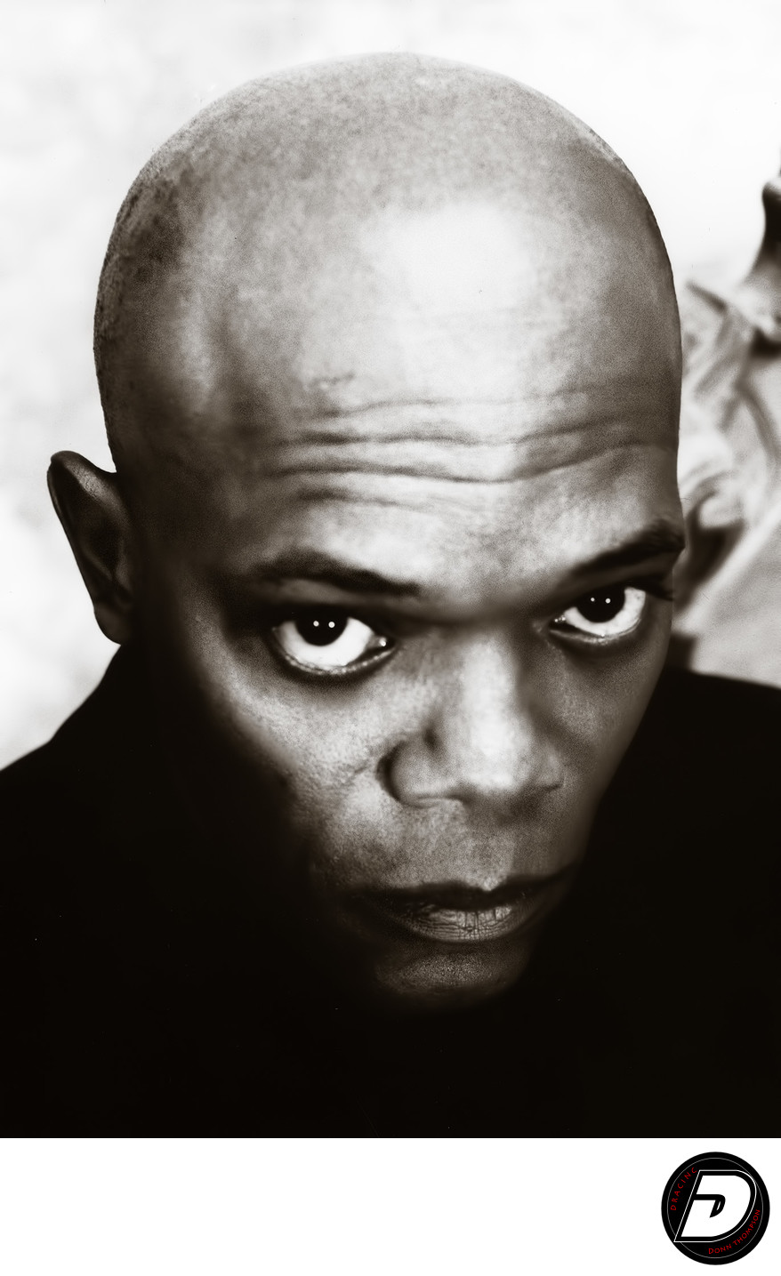 Samuel L. Jackson Portrait Photographer