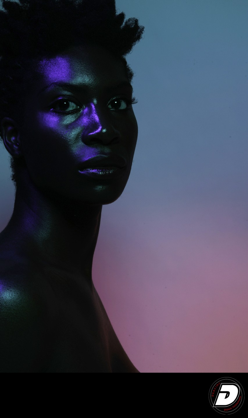 New York Beauty Photographer - Christine's Long Neck