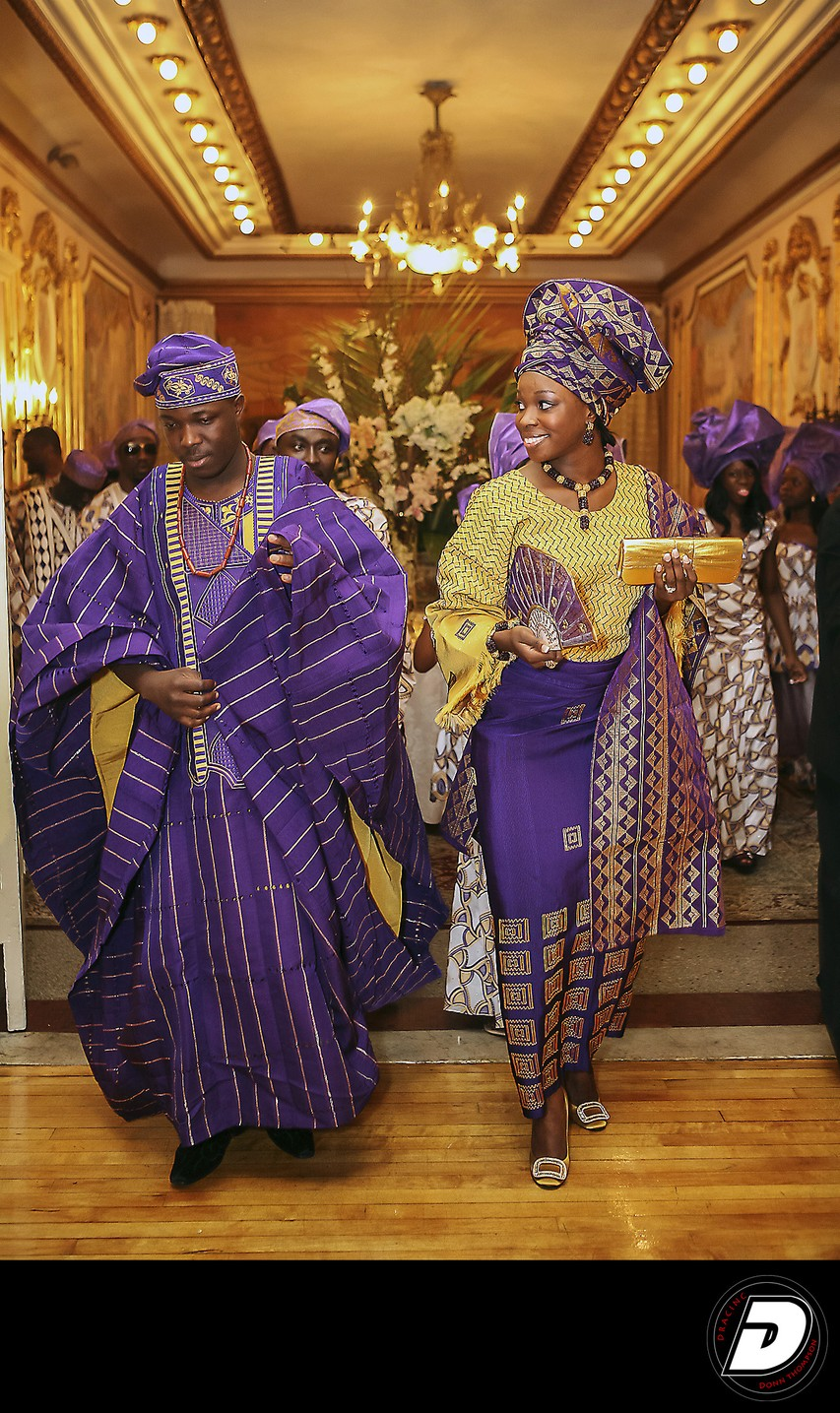 Nigerian Wedding Dress