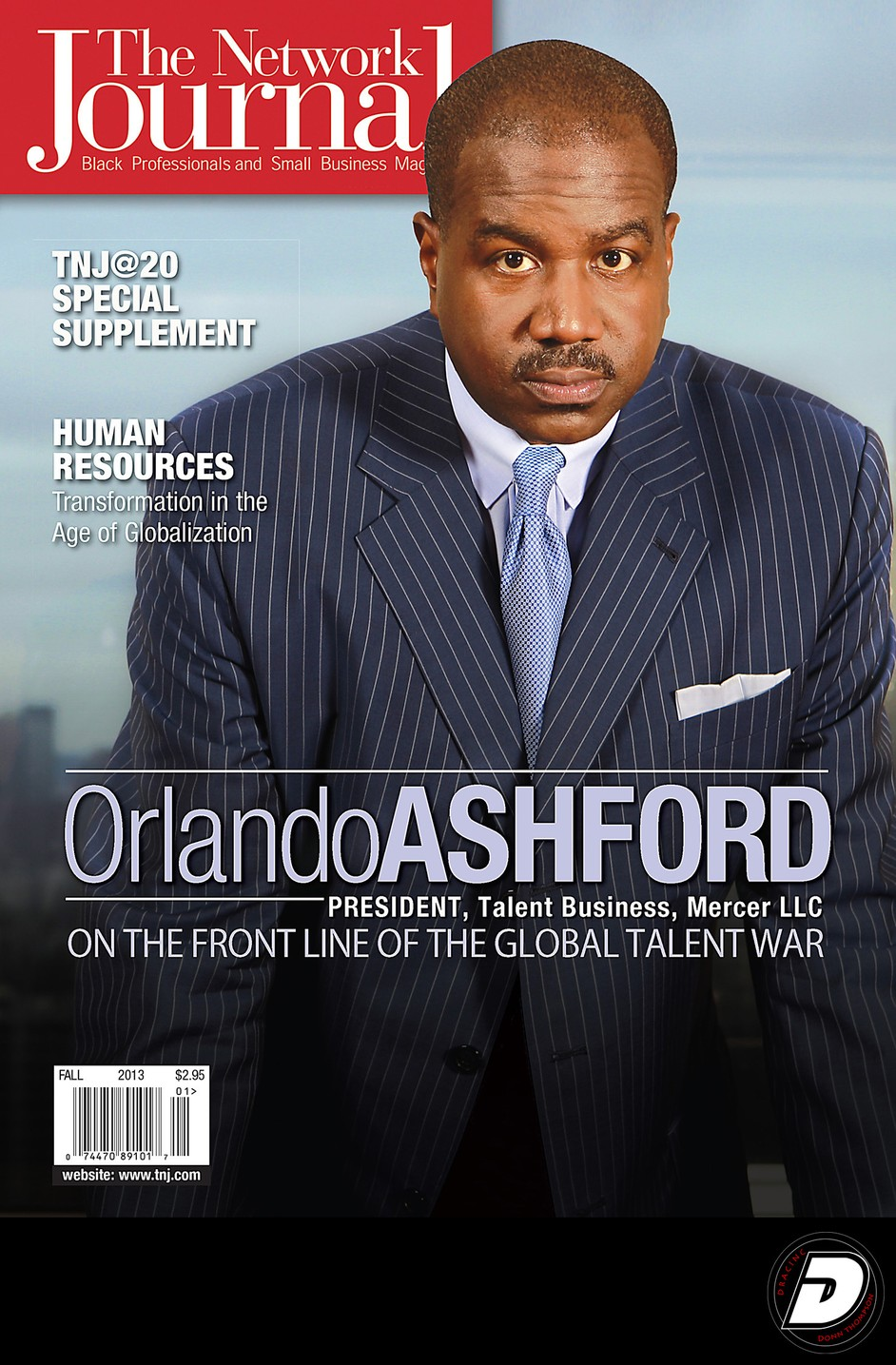 TNJ Fall 2013 Cover - Orlando Ashford