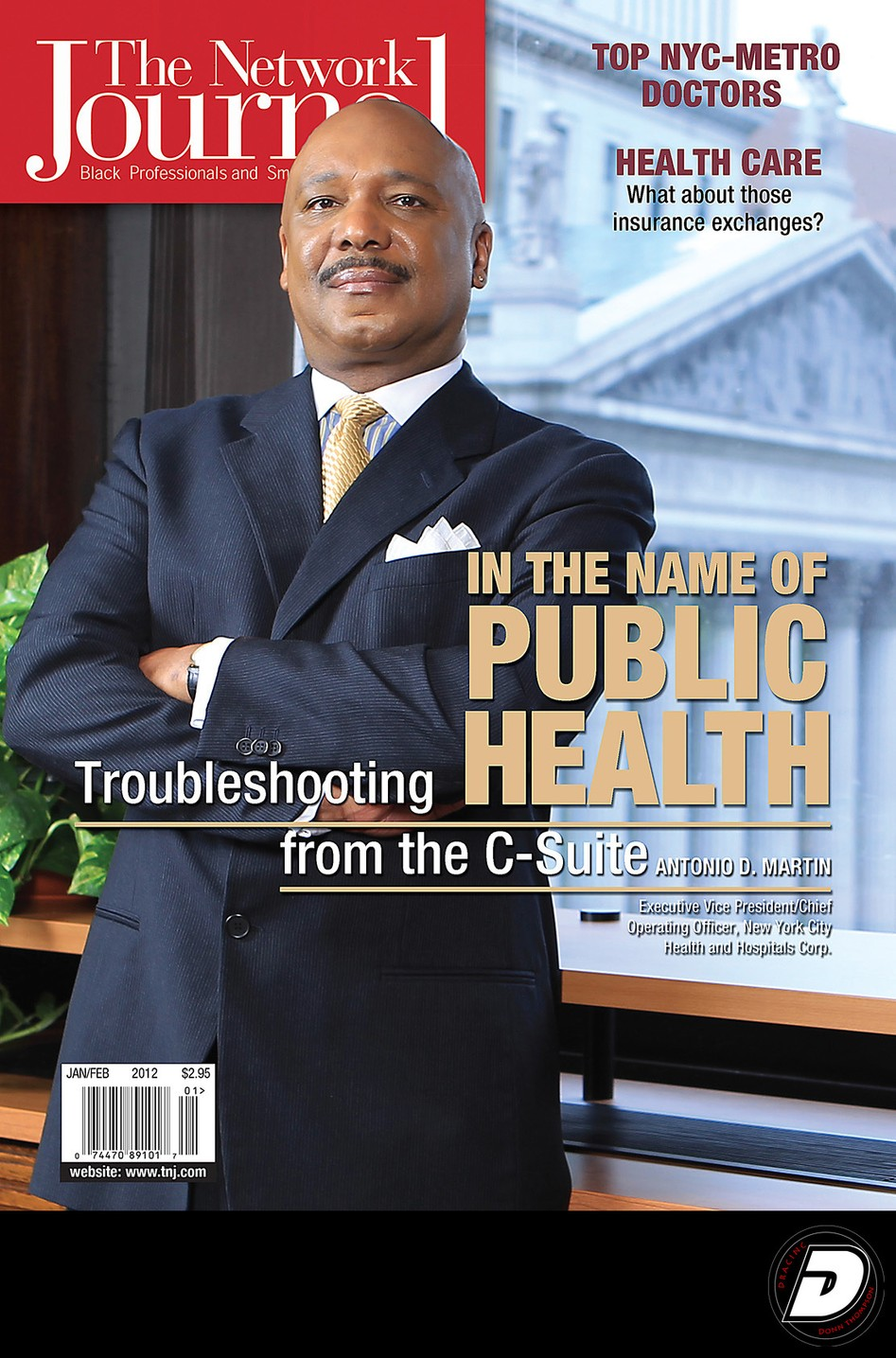TNJ Jan-Feb 2012 Cover