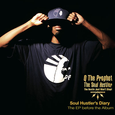 The Prophet Soul Hustler CD Cover Photographer