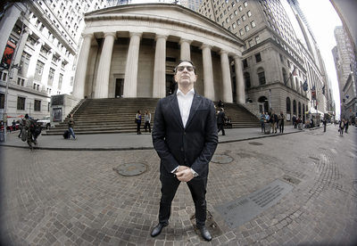 Wall Street Businessman Photo
