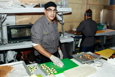 Baha Mar New York Presentation Chef Photo