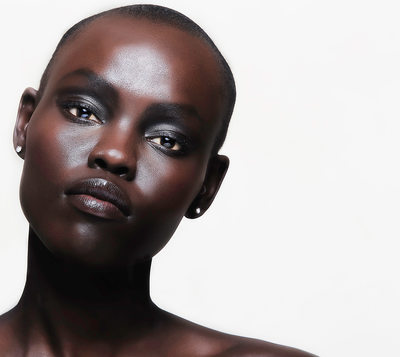 New York Models Sudanese Grace Bol Beauty Photographer