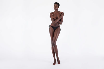 Harlem NYC  Artistic Photographer Black Girl Big Nude