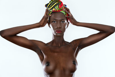 Sudan African Model photographer