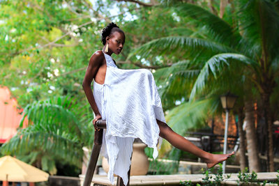New York Fashion Photographer Haiti Karibe Hotel