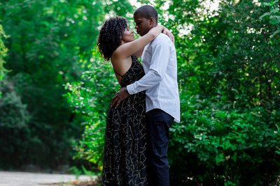 Prospect Park Engagement Photographer The Love